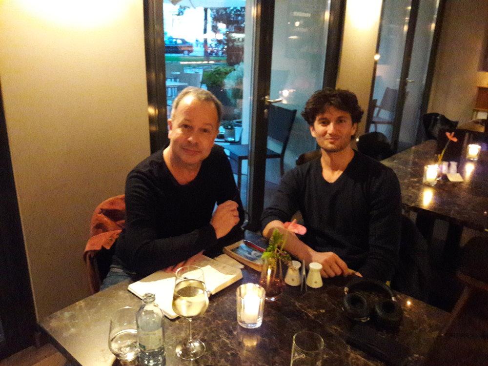 A short Talk with Eno Peçi - soloist Vienna State Ballet & Choreographer -
