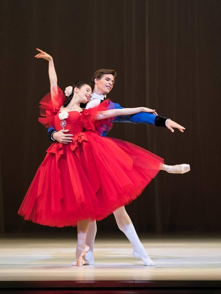 Copyright: Vienna State Ballet / Ashley Taylor ( Liudmila Konovalova & Jakob Feyferlik)