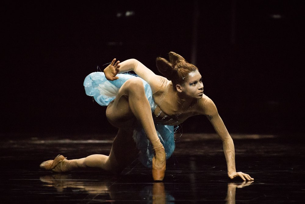 Rebecca Horner  Copyright: Vienna State Ballet / Ashley Taylor