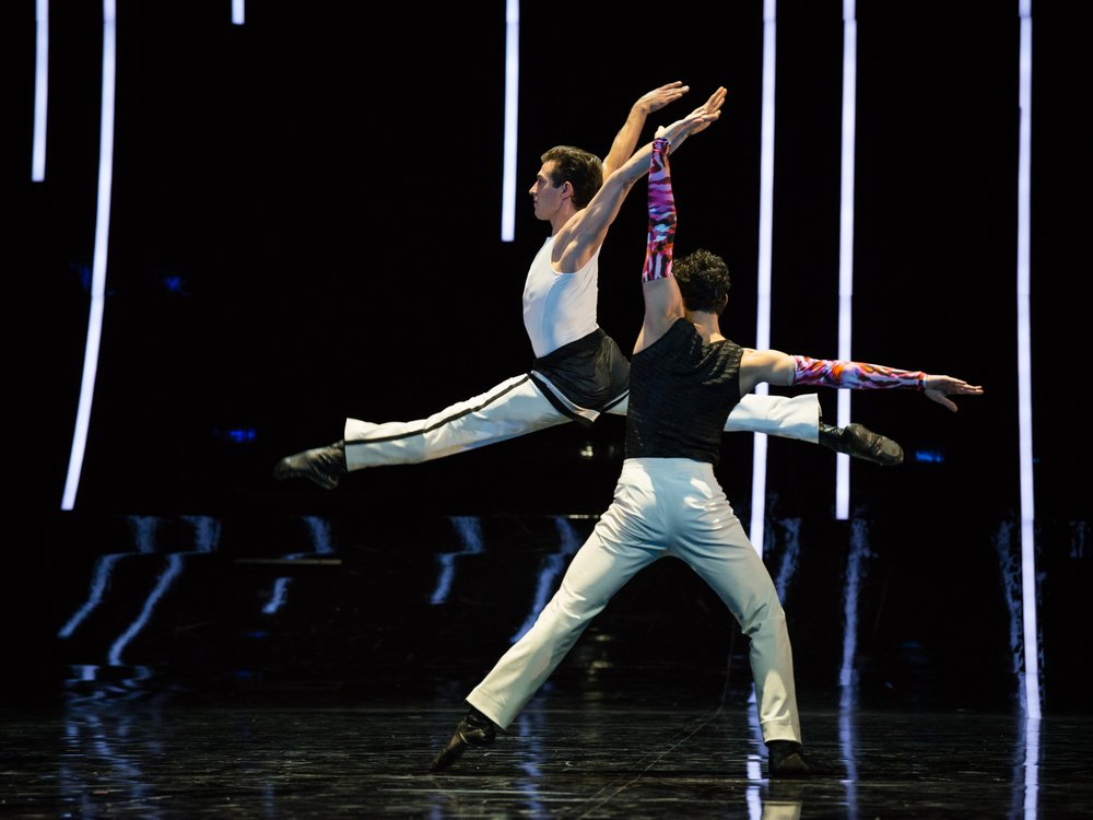 Gleb Shilov / Alexander Kaden  Copyright: Vienna State Ballet / Ashley Taylor