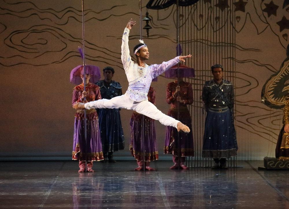 Copyright: W. Hösl / Bavarian State Ballet