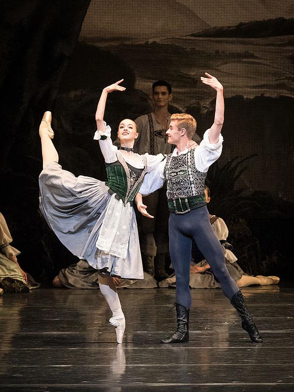 Copyright: Ashley Taylor, Vienna State Ballet