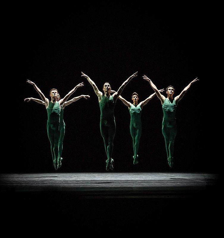Copyright: Vienna State Ballet / Ashley Taylor