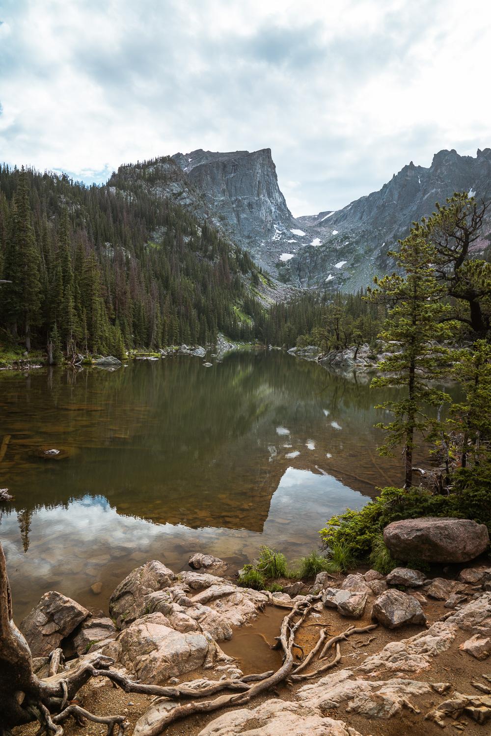 Emerald Lake.
