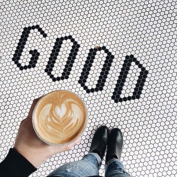 Because coffee is ALWAYS a good idea ☕️ #butfirstcoffee #goodmorning 📷 @pinterest