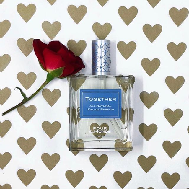 Life is short, buy the perfume ✨FEMININE. CLASSIC. GRACEFUL. FLIRTATIOUS.✨ Together @pourlemondeperfumes is a light, floral scent that evokes a romantic, friendly and happy mood. We ❤️ it! #perfume #natural . . . 📷 @pourlemondeperfumes