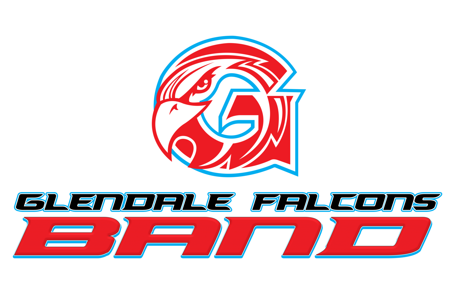 Glendale Falcon Bands