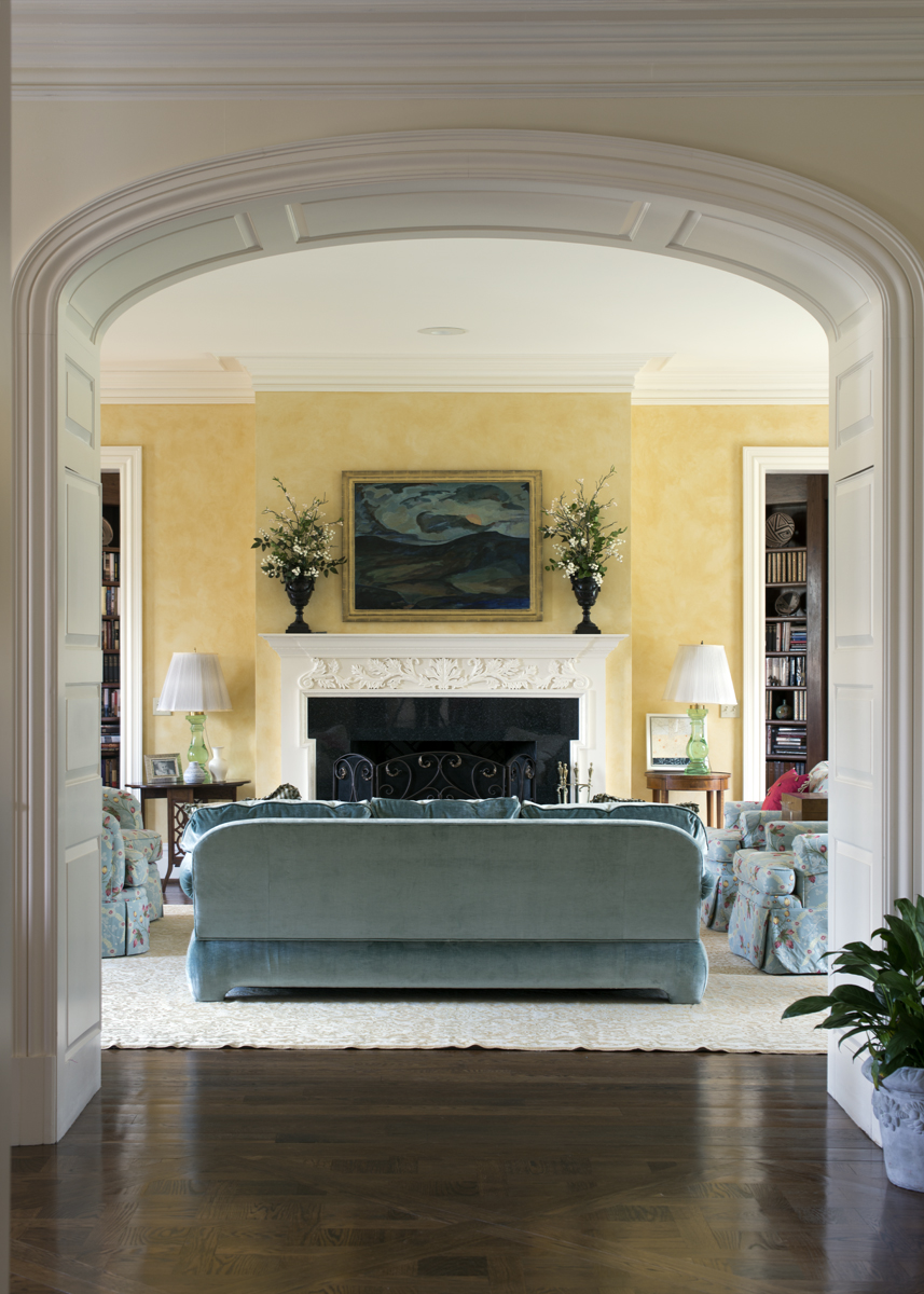 Archway, Interior Design