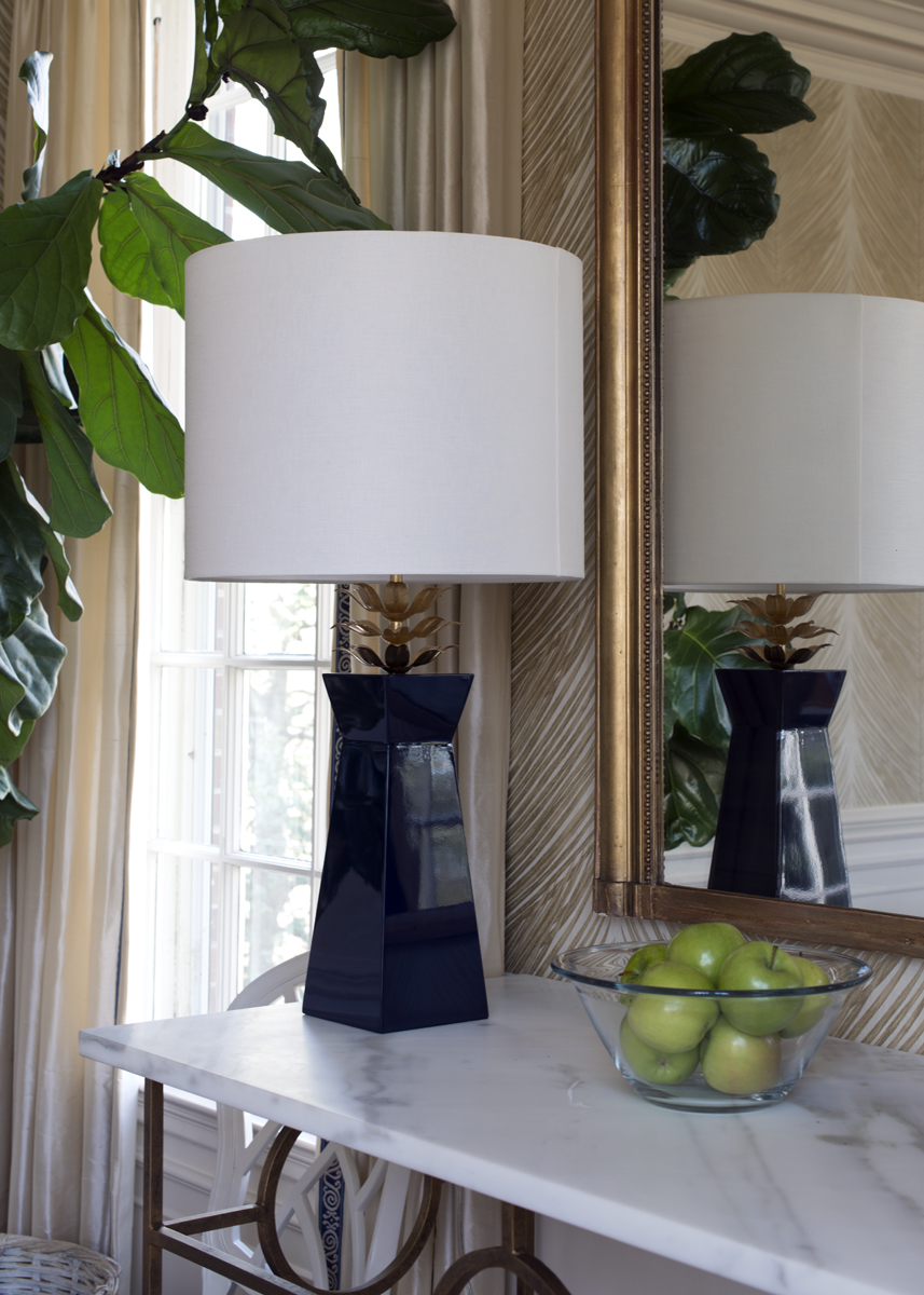 Lamp and Table Decor