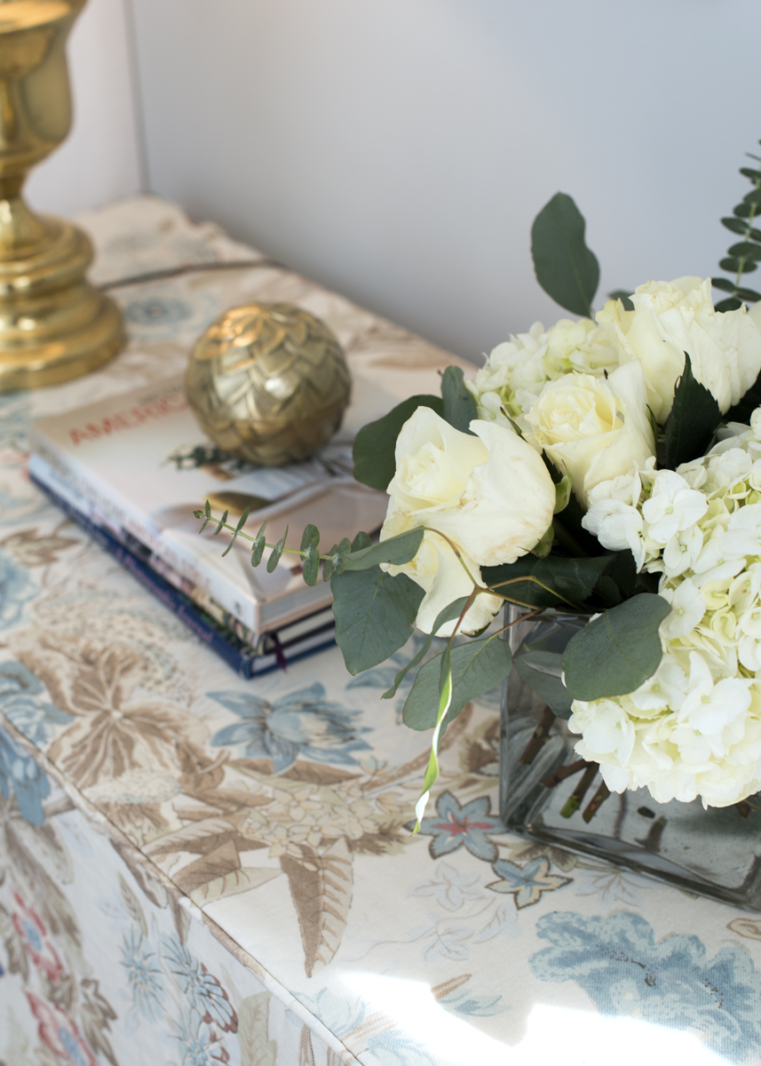 Florals and table decor