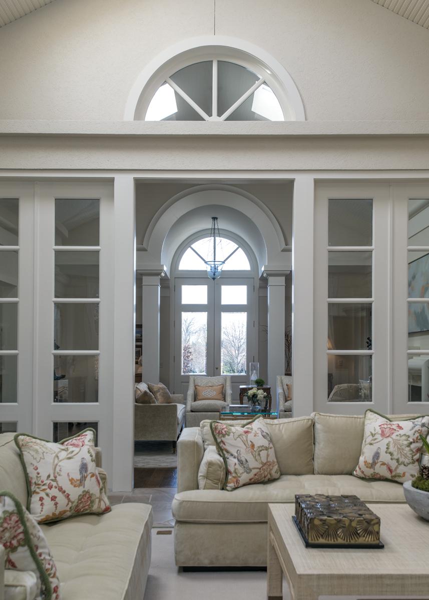 Indoor window design