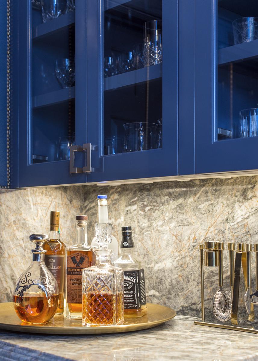 Butler's Pantry, Bar design