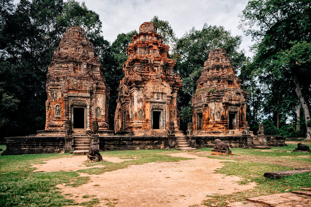 Temple in Siem Reap