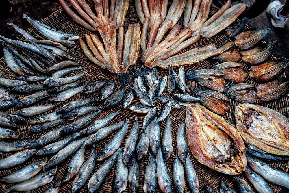 Phsar Leu fish