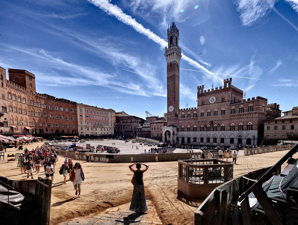Siena, città di sogni e di chimere