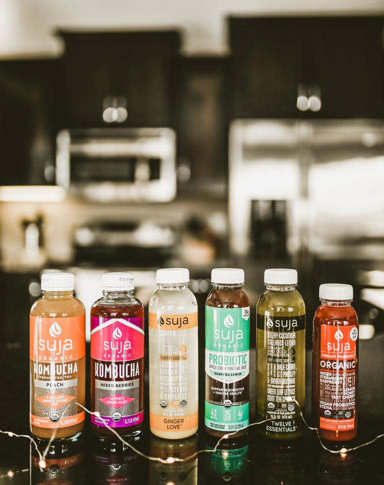 Restored Daily Blog Suja Juice Review