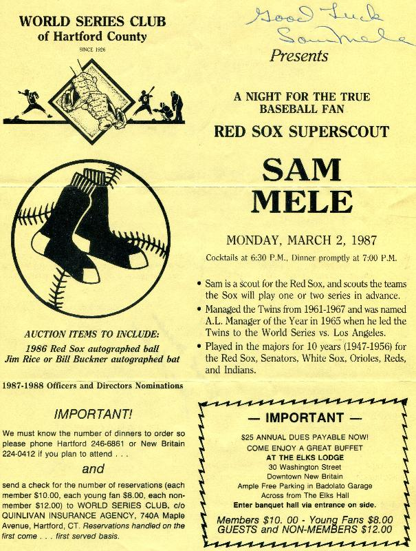19870302 Sam Mele flyer.jpg