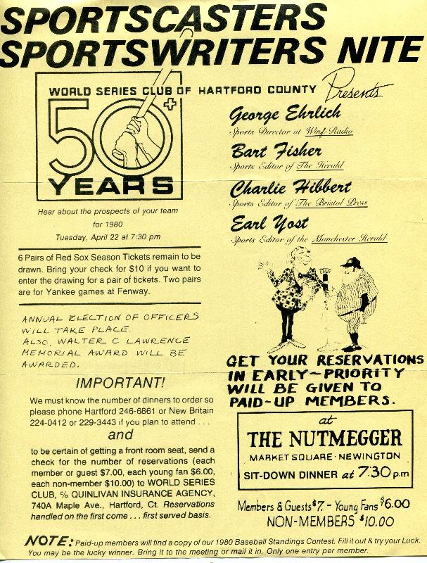 19800422 Sportswriters night flyer.jpg