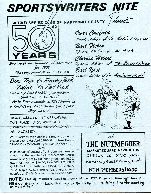 19790419 Sportswriters night flyer.jpg