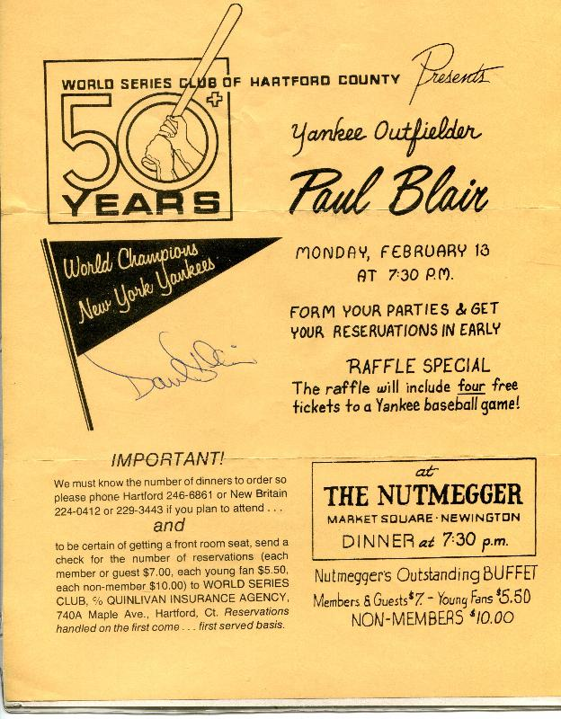 19780213 Paul Blair flyer.jpg