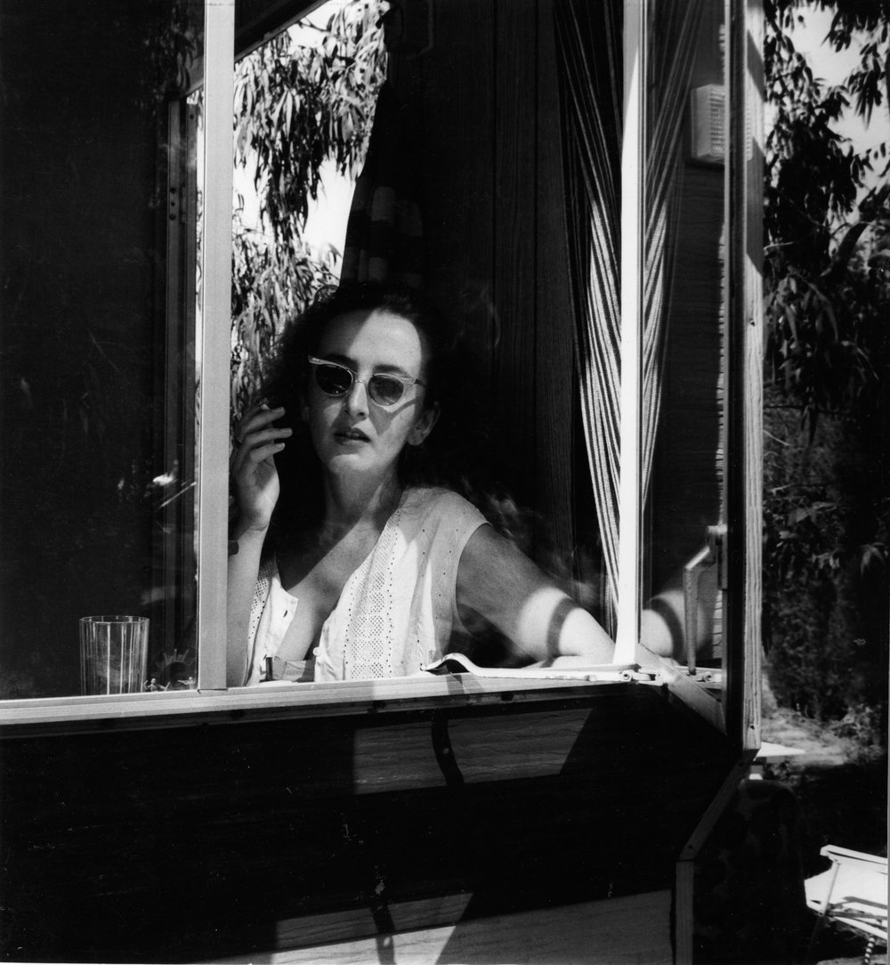 Biddy, South of France, 1983