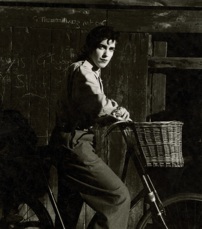 Louise, East End, 1985