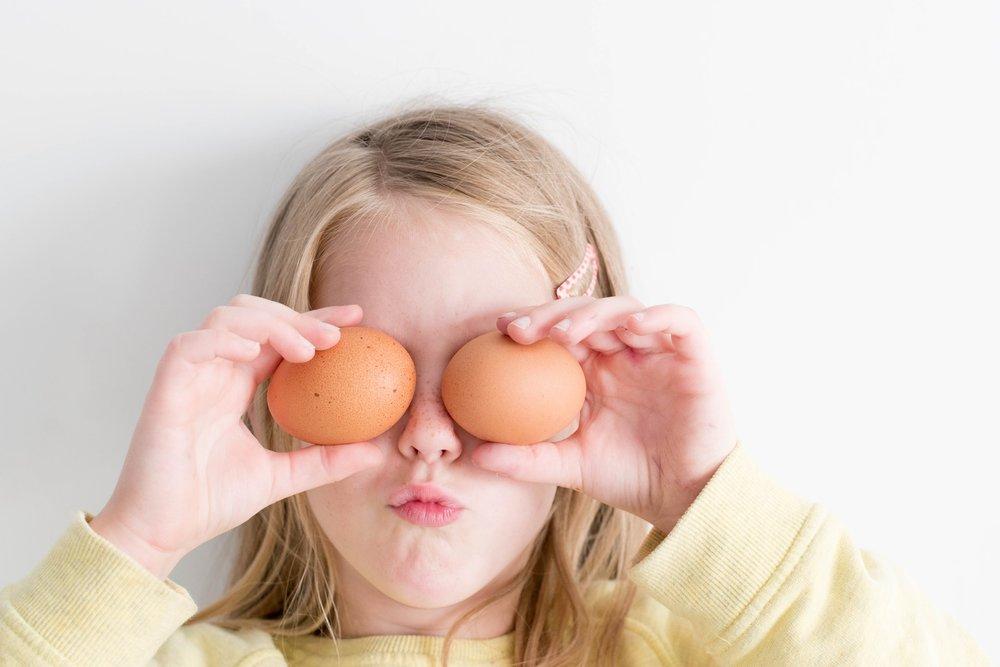 ojo, vista, salud, miopía, alimentación
