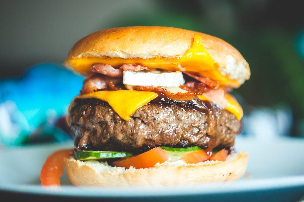 burger, hamburguesa
