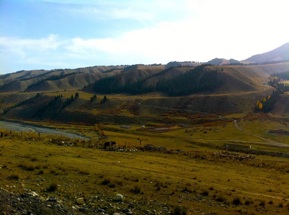 Bizhao Mountains