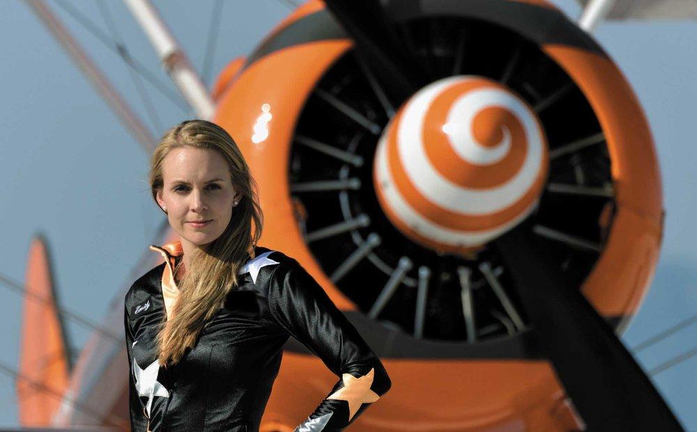 Emily Guilding - Photo by Aviation Photographer - Katsuhiko Tokunaga