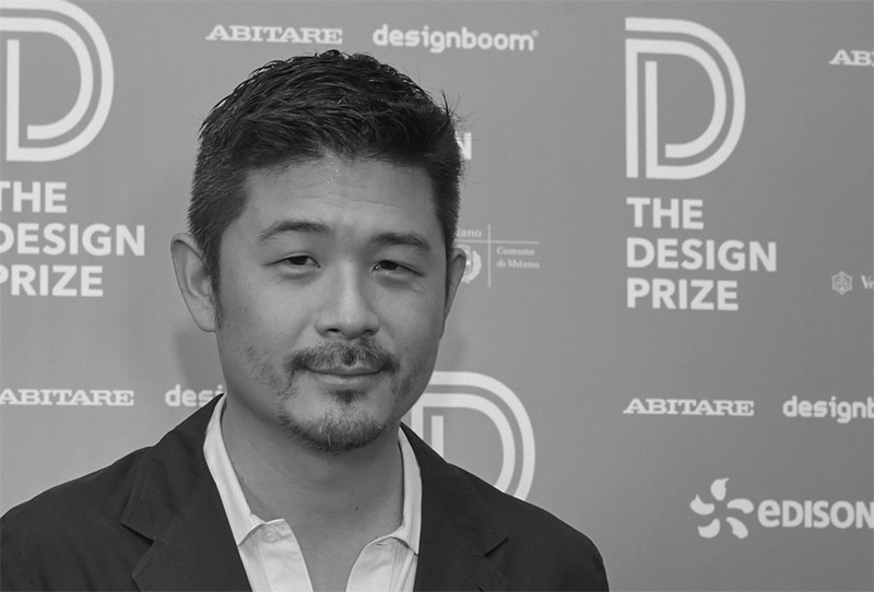 The 'Design Curator/Design Critc' prize went to Aric Chen, design and architecture curator of Hong Kong's much anticipated M+ Museum