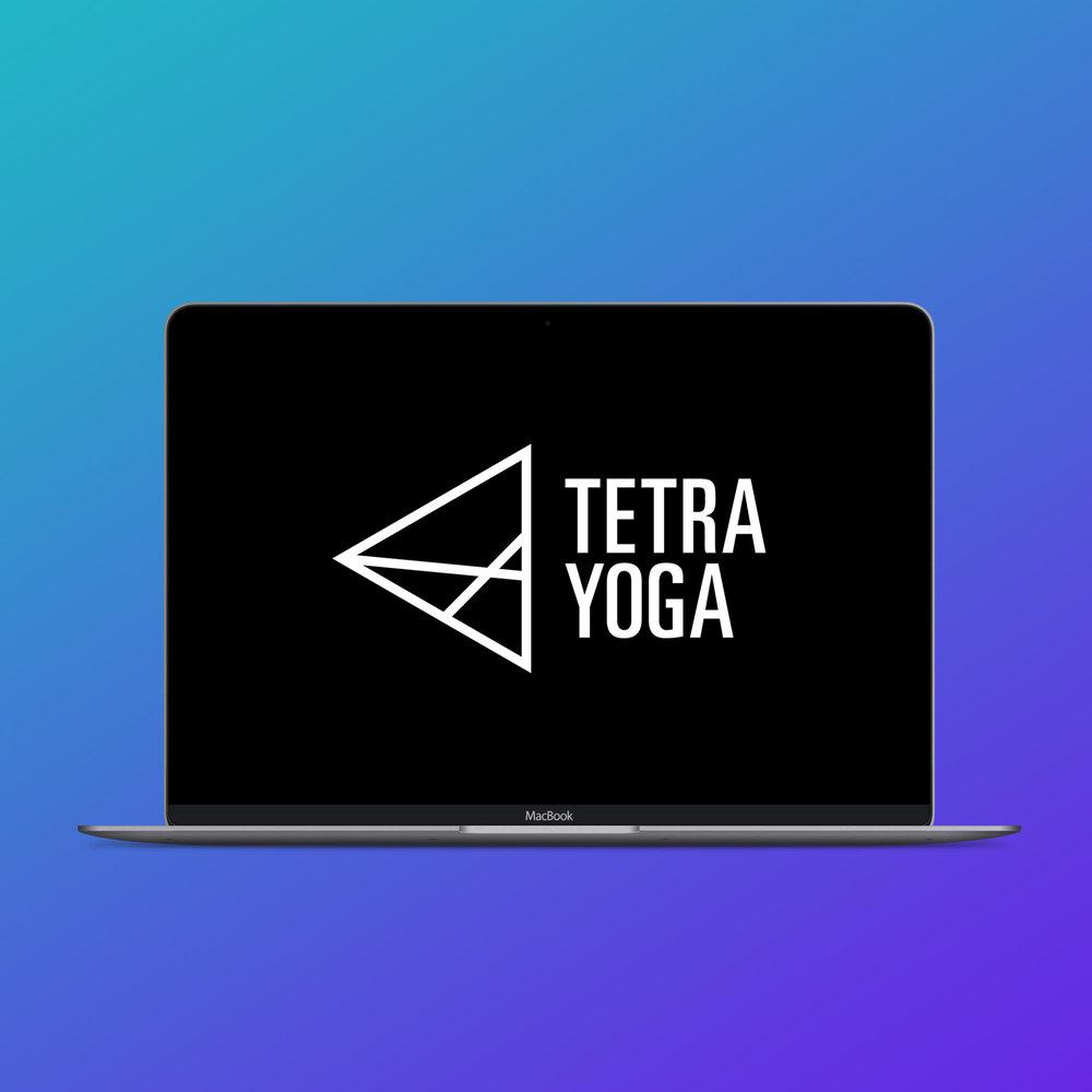 Tetra-yoga-branding-identity