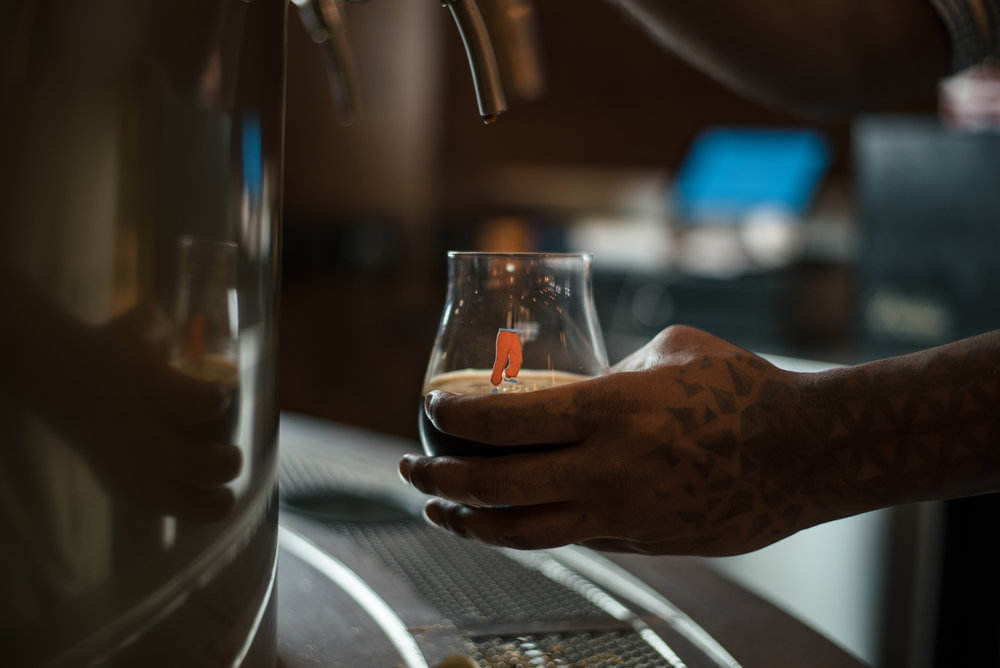 - The Guild marked Young Master's first foray outside of Hong Kong. It was important that their beers had a subtle presence in the bar, although the taps of the restaurant featured many other breweries from around the world.