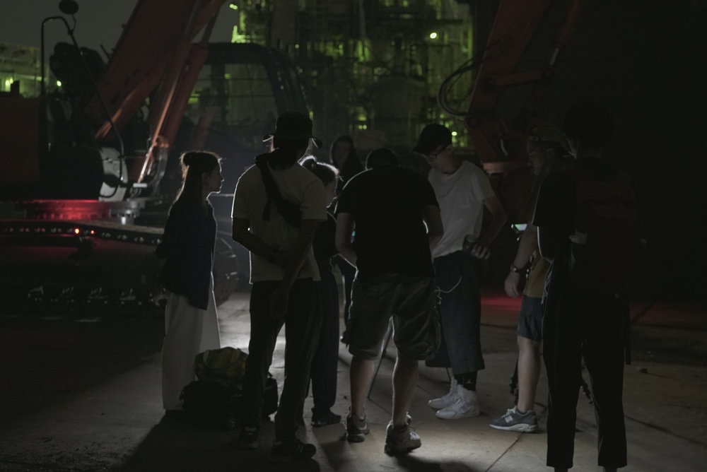 - Capsule48 worked with Shanghai-based photographers 'NK7' and 'floatfish', along with Hong Kong-based cinematographer Tim Richardson.
