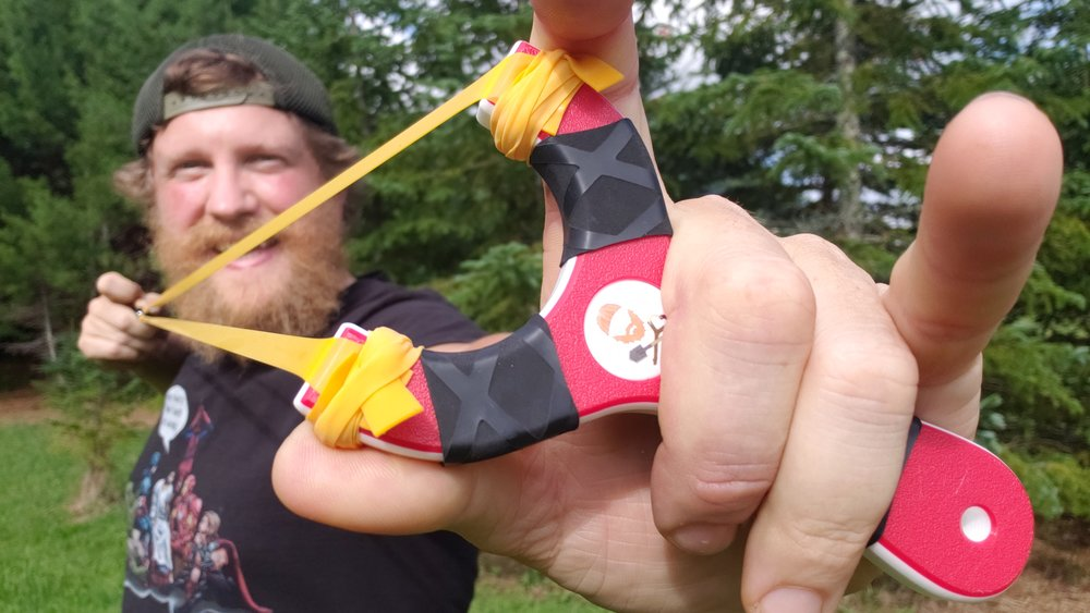How to shoot a slingshot - tips and tricks to get you shooting like a pro in no time!