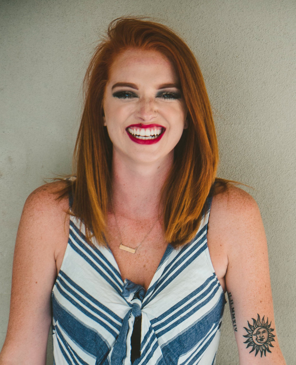 Katie Hewett - What inspired you to become an ambassador for MISSIO Hair? What do you love about the company?I love that communities are coming together to stop human trafficking. I am excited to be able to talk about and show my passion for this issue and be able to help someone down the road!Tell us about your connection to the issue of human trafficking. Why do you think it is important to fight it? I 110% think it's important to fight it. Having someone in my family who has gone through it. It isn't easy but goodness gracious I will do everything in my power to help them!!What is your favorite MISSIO Product and why? Most definitely the styling spray! The smell is so refreshing and works amazing...volume and shine is most definitely important!What is your favorite thing about being in the beauty industry? Do you have a favorite type of service your provide your clients?Making people smile! The look and their faces when I am done is why I love my job and giving tips on how to achieve easy looks at home so that they can feel fabulous! Anything else you would like to add/tell us about yourself? I love what I do and am excited to continue to share my passion about why I do it!Visit Katie at Beauty Bar Boutique in Wilmington, NC!