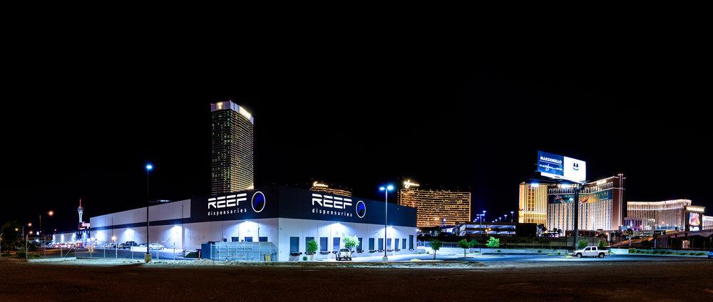 Reef Dispensary Vegas