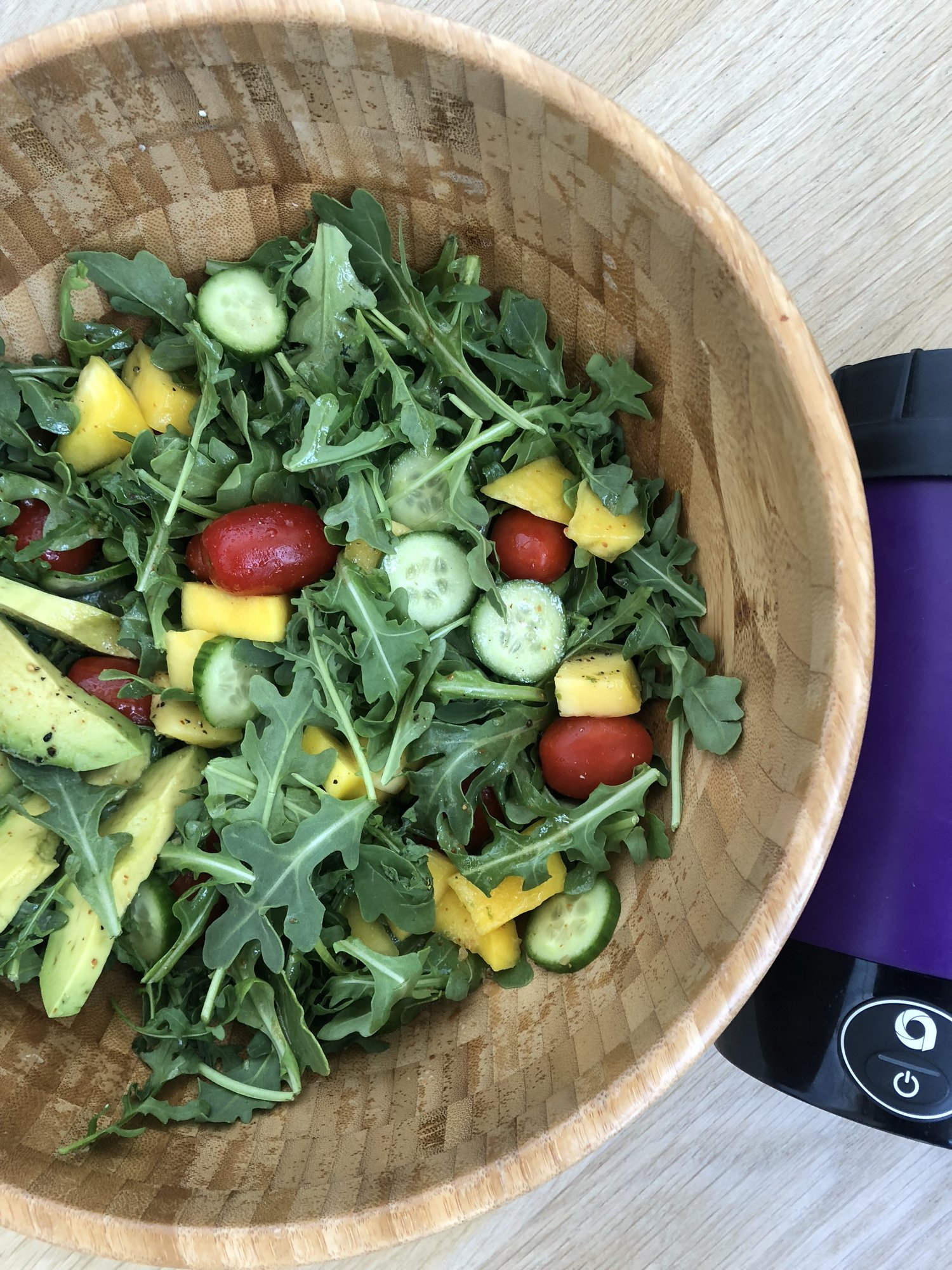 Make this Spicy Sweet Summer Salad with Ardent Nova — Viride
