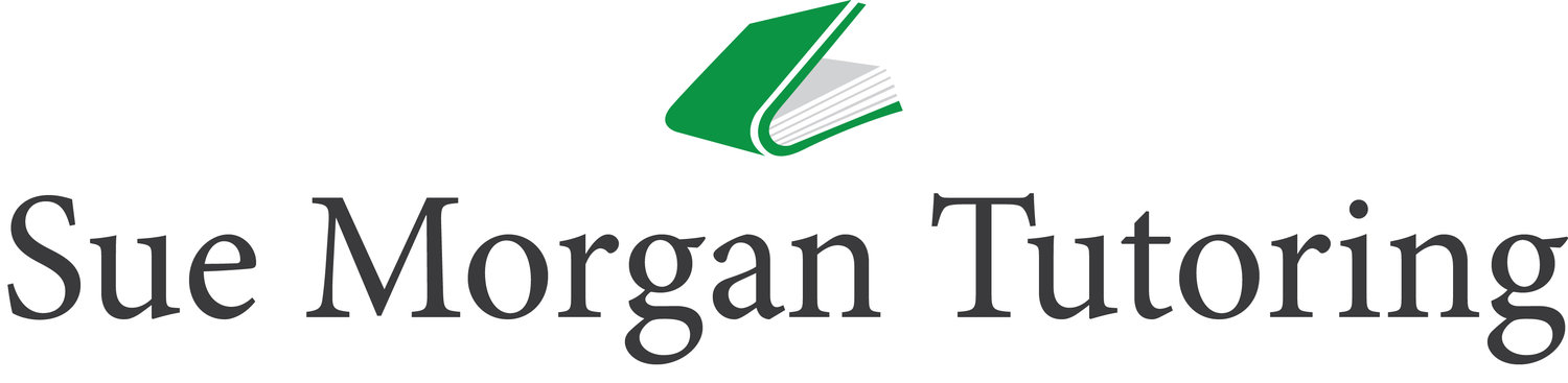 Sue Morgan Tutoring