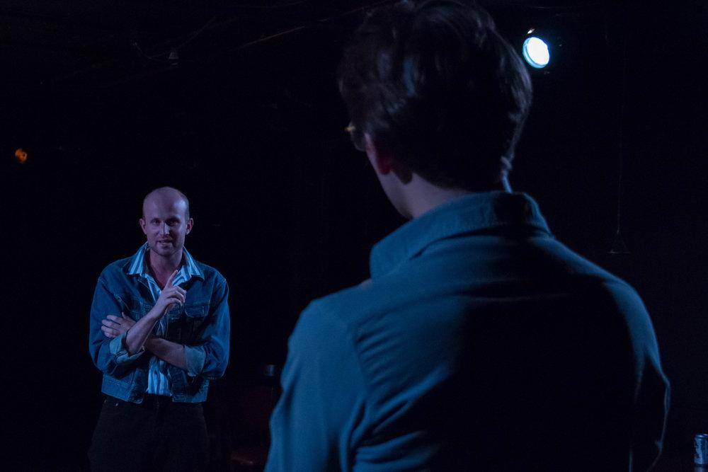 Michael Breslin as FRIEND