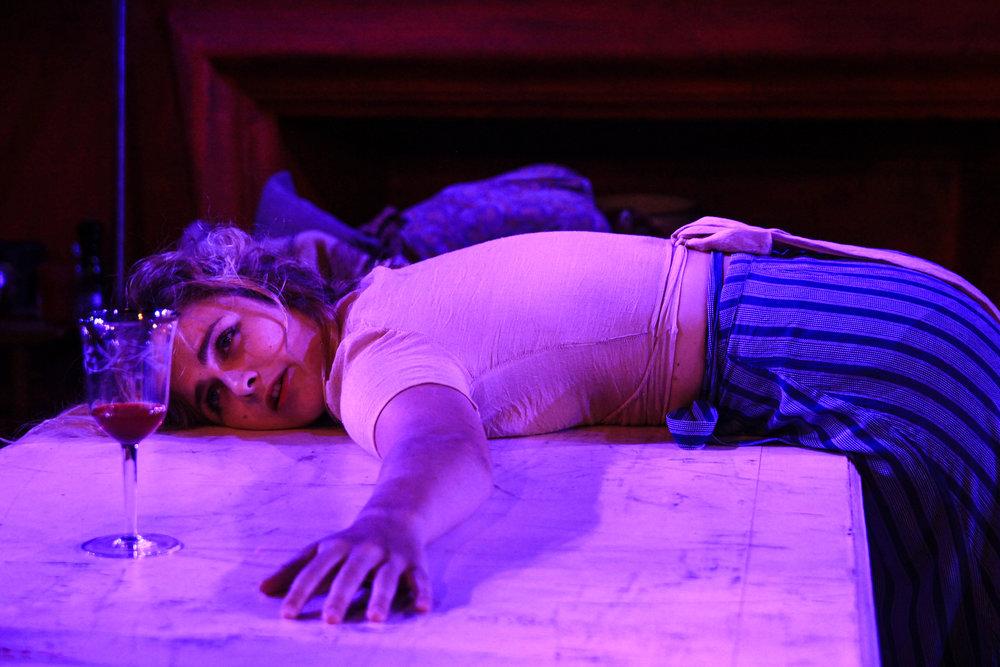 Marié Botha as JULIE