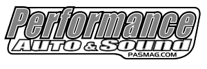 Performance Auto & Sound Magazine
