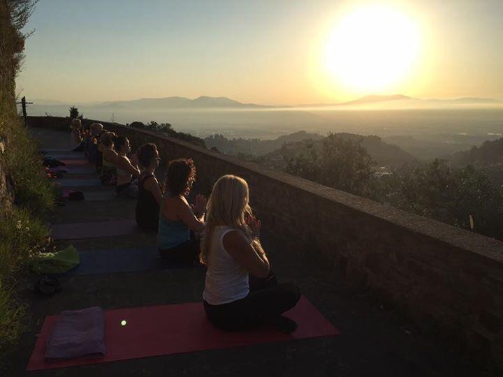 Yoga Sun rise.JPG