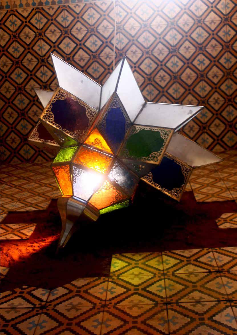 Dance infernal de l'évolution des moeurs  - 2014 - Exhibition view : Marrakech biennal n°5