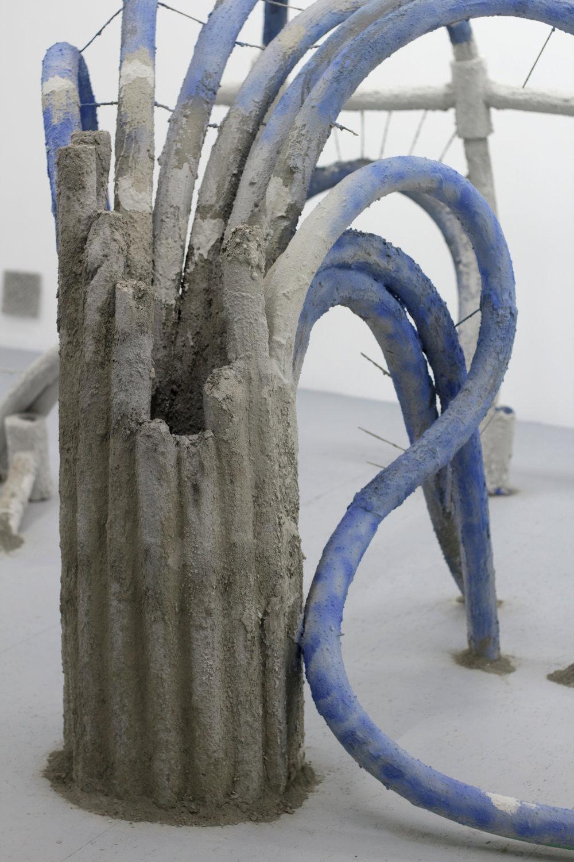 Detail view : Camille Coléon,  En perdition,  Galerie Marchepied, 2019