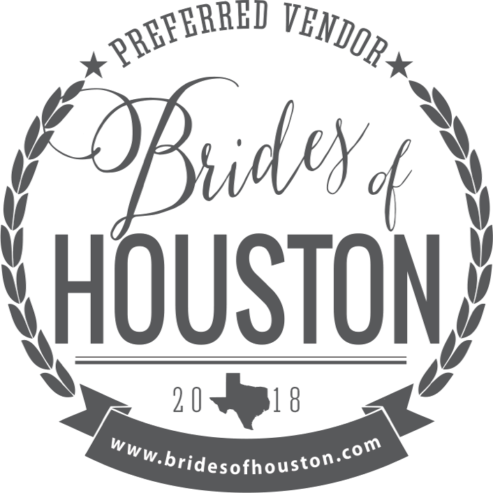 Premium publication connecting brides planning Houston weddings to the most talented wedding vendors across the city