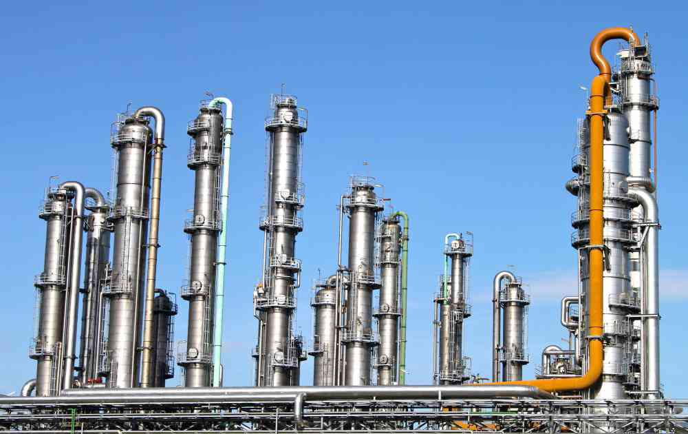 Chemical Production Plant