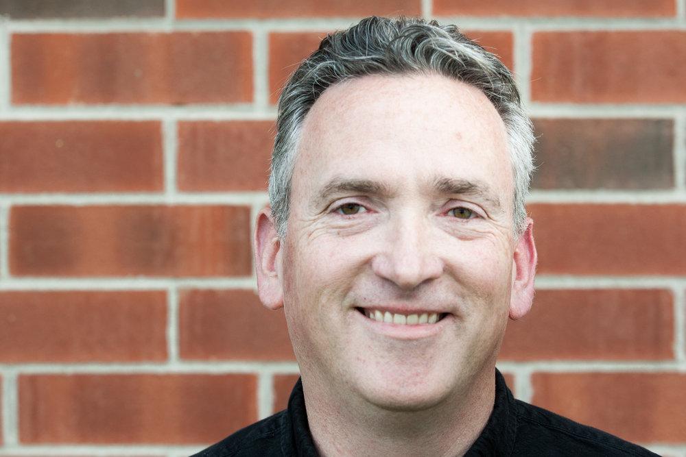 Andrew Gordon Senior Pastor