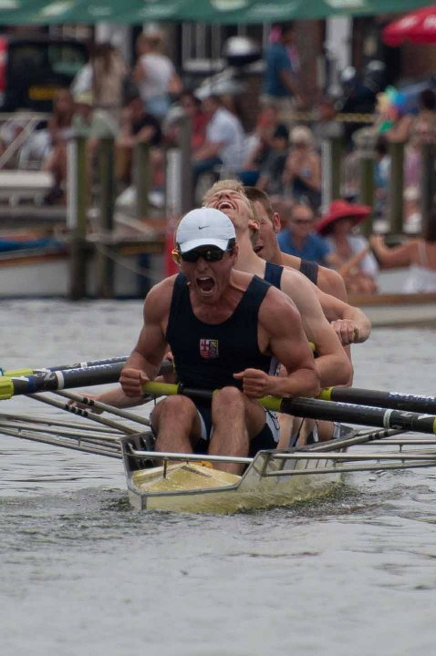 Henley Royal Regatta 2011 London Rowing Club, Wyfold Challenge Cup winner's