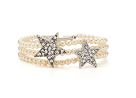 Crystal Star Bracelet